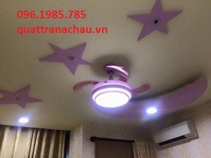 Quạt trần đèn Mountain Air 32WG-9034A